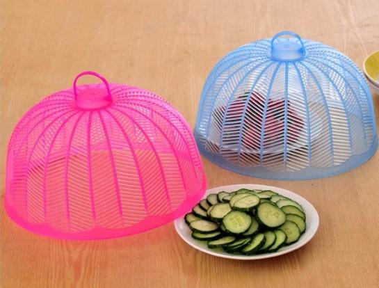 Meyve Sebze Tabağı Plastik Sineklik 2