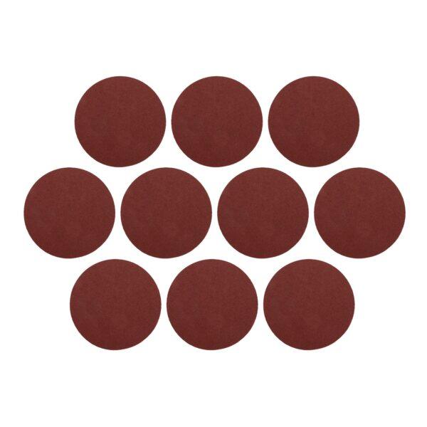 Cırtlı Zımpara 115 NK (Alüminyum Oxide) 120 Kum - 10 Adet 1