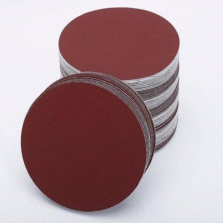 Cırtlı Zımpara 115 NK (Alüminyum Oxide) 120 Kum - 10 Adet 4