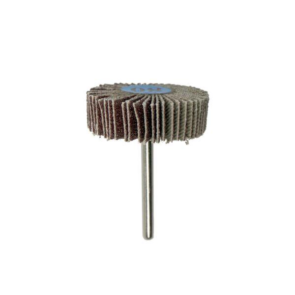 Fırfır Saplı Mop Zımpara 80 Kum 32 mm Dremel Uyumlu 1