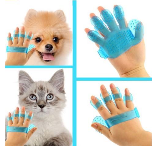 Yıkama Eldiveni Kedi Köpek İçin 4