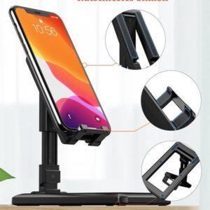 Telefon ve Tablet İçin Katlanabilir Tutucu (YENİ)