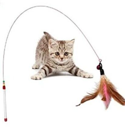 Kedi Oyun Oltası 90 cm 1