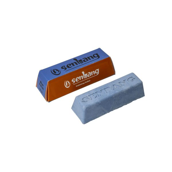 Senbang Blue Polisaj Metal Parlatma Cilası Mavi 100 gr 1