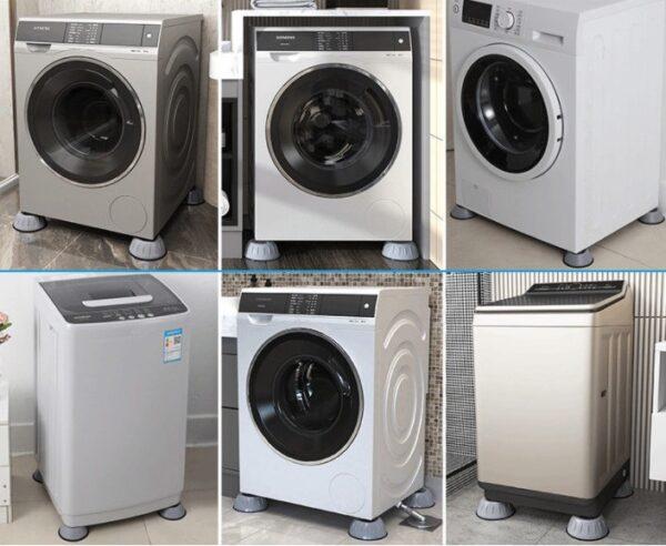 Çamaşır Makinesi Titreşim Engelleyici Stoper 4 lü Set 1