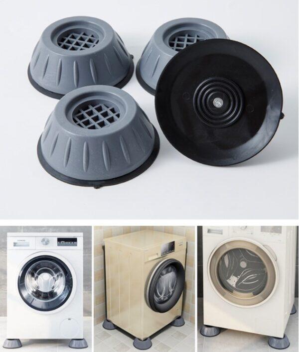 Çamaşır Makinesi Titreşim Engelleyici Stoper 4 lü Set