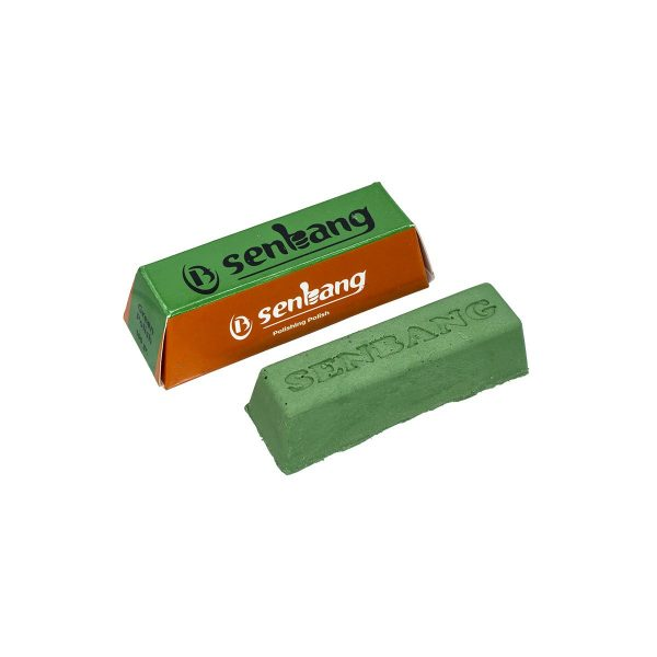 Senbang Green Polisaj Metal Parlatma Cilası Yeşil 100 gr 1