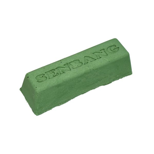 Senbang Green Polisaj Metal Parlatma Cilası Yeşil 100 gr 2