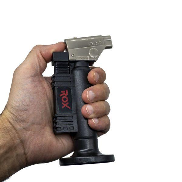 Rox BS-270 Çakmak Tip Bütan Gaz Torch Pürmüz 6