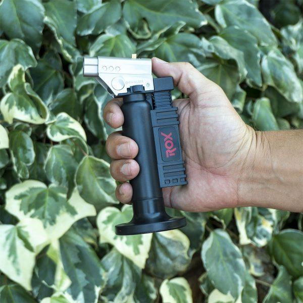 Rox BS-270 Çakmak Tip Bütan Gaz Torch Pürmüz 8