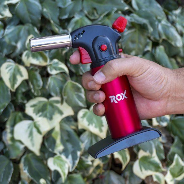 Rox BS-630 Bütan Gaz Torch Pürmüz 6