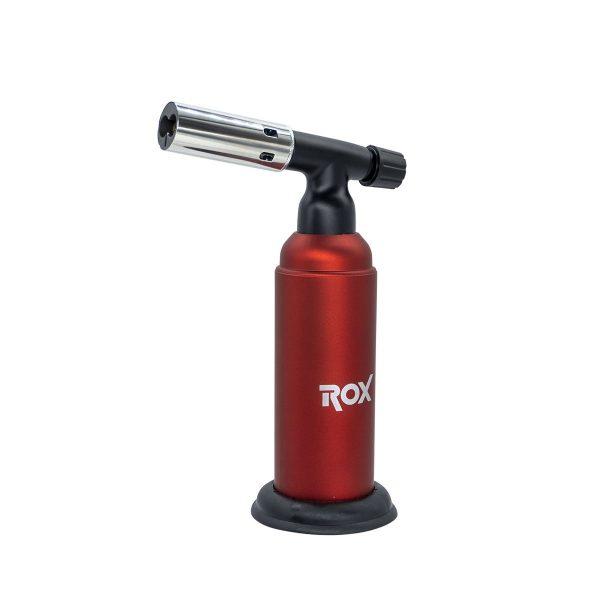 Rox BS-850 İki Alev Çıkışlı Bütan Gaz Torch Pürmüz 1