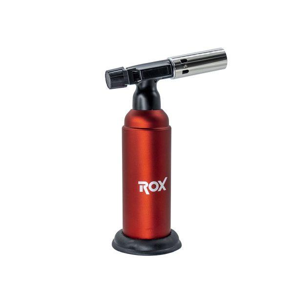 Rox BS-850 İki Alev Çıkışlı Bütan Gaz Torch Pürmüz 2